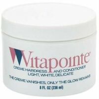 Vitapointe Creme Hairdress - Conditioner, 8 Oz (pack Of 3)