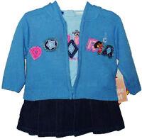 Dora The Explorer Sweater Skirt & Shirt Set Outfit Infant 12m 12 Months $40