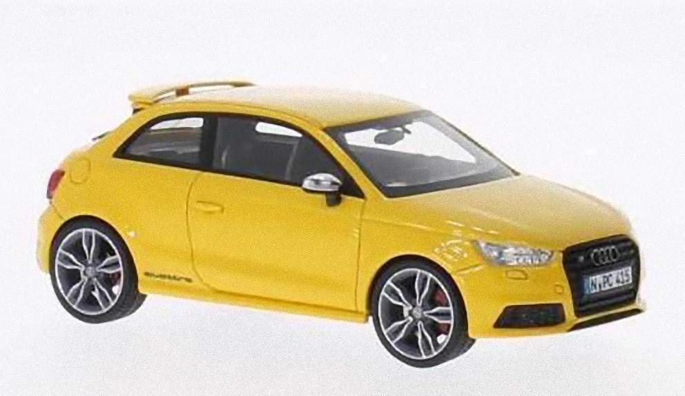 NEO 46415 - Audi S1 giallo - 2014