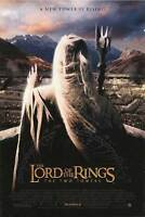 Lotr: The Two Towers Original D/s One Sheet Rolled Movie Poster 27x40 2002