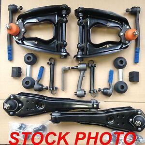 Details about Ford Mustang 1970 Super Front End Suspension Rebuild Kit -  Performance Rubber