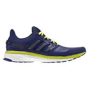 ADIDAS Energy Boost 3 Navy Blue Running Shoes