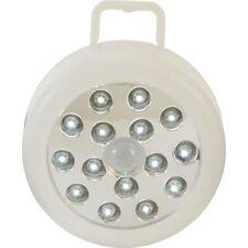 White 15 Bulb LED Motion Sensor Lamp Security Night Light Detector Auto Wireless