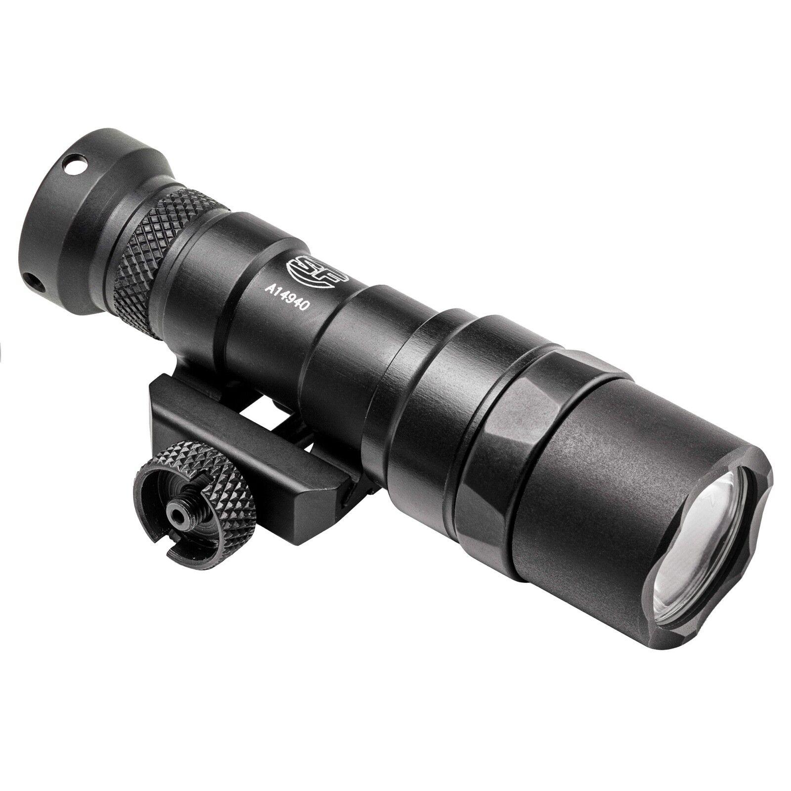 SureFire M300 Mini Scout Weapon Light Torch 500 Lumens M300C-Z68-BK