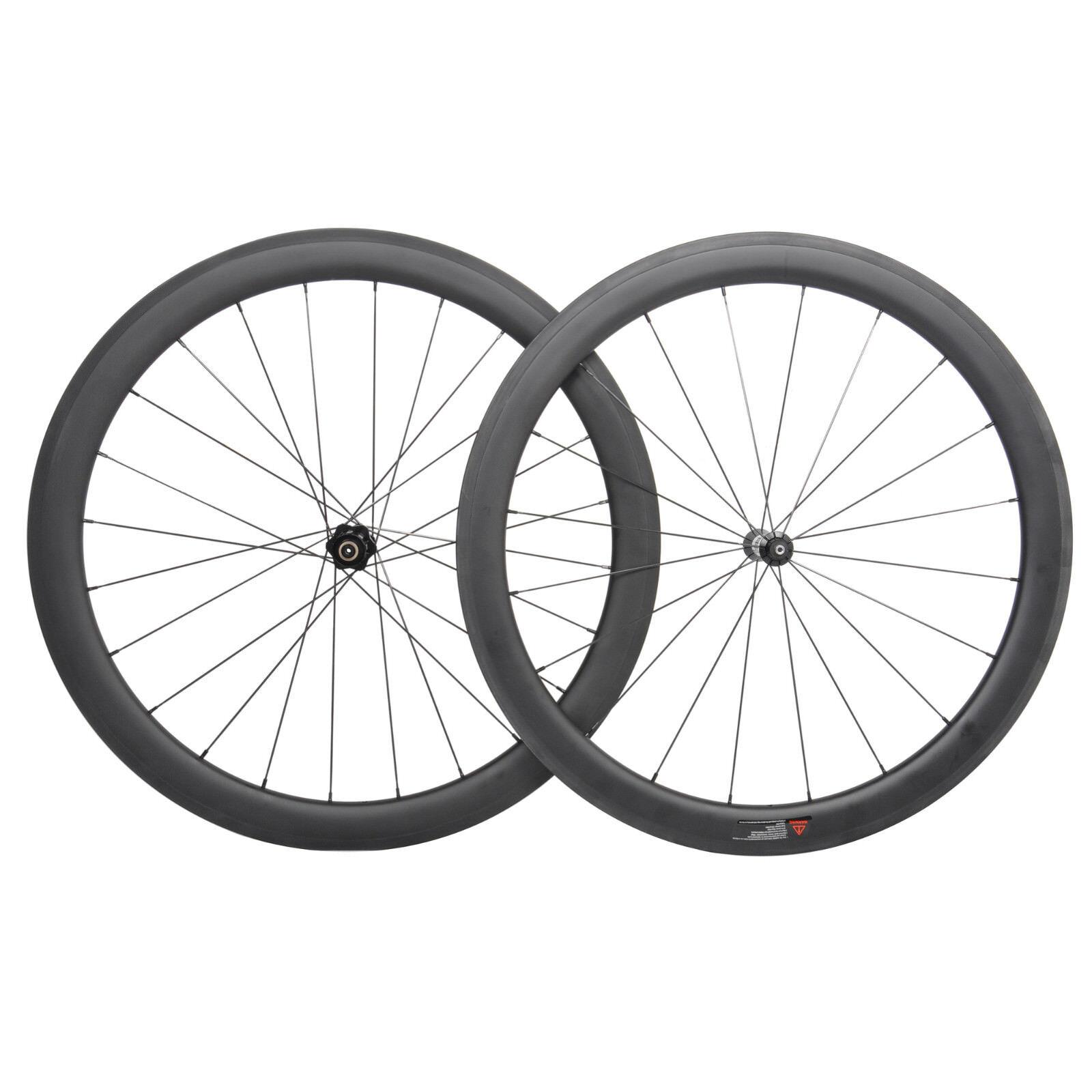 DT350s 50mm Sapim Carbon Wheel Clincher Tubeless Road Bike 700C UD Matt Rim 27mm