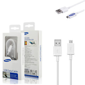 1,5m Langes Original Samsung Galaxy A7 2018 SM A750F USB