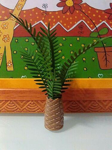Playmobil plant palm flowerpot holder palm trees plants Belen west medieval house