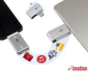 Imation-Enlace-USB-3-0-32gb-TARJETA-DE-MEMORIA-PARA-IPHONE-APPLE-6s-6-con