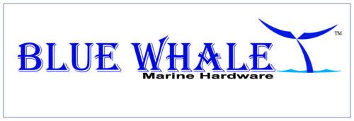 BLUE WHALE Marine Manual Handheld Air Horn //Fog Horn Loud Signal Histle from USA