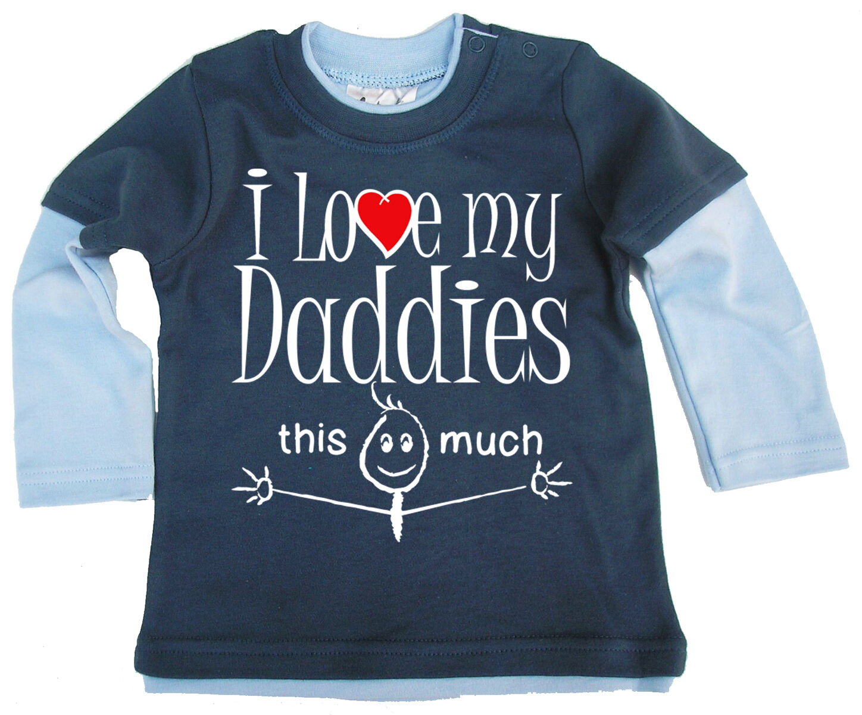 filles I love my Nanna-nouveaux T-shirts bébé personnalisé t-shirt vêtements pour garçons