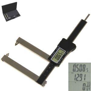 Digital Brake Rotor Gauge Disc Gage Caliper Micrometer