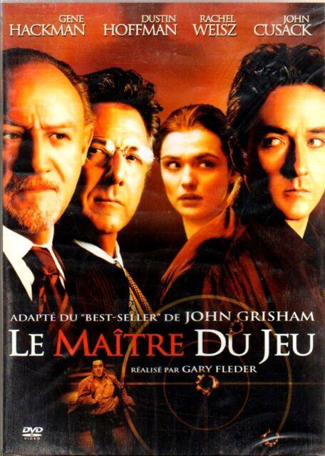 DVD - LE MAITRE DU JEU - Gene Hackman - Dustin Hoffman - Rachel Weisz