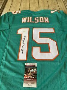 Albert-Wilson-Autographed-Signed-Jersey-JSA-COA-Miami-Dolphins