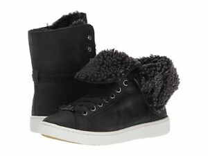 23cbe85db58 Details about UGG Women's Starlyn Winter Boot,Black,9.5 M US