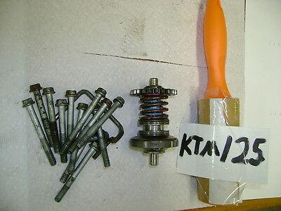 NEW 2012 YAMAHA FZ-8 NBCG MANUAL CAM CHAIN TENSIONER BLACK 12 YTR1 FZ8