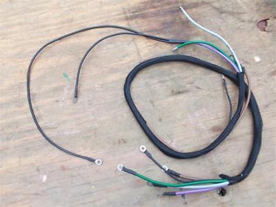 farmall main harness. cub, cub lo-boy. 6v part # 354252r92 7 cable  c-details | ebay  ebay