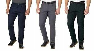 CALVIN-KLEIN-JEANS-MEN-039-S-5-POCKET-STRAIGHT-LEG-Twill-PANTS-SELECT-COLORS-amp-SIZE
