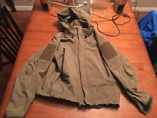 Arc'teryx Alpha LEAF Jacket Crocodile Made in Canada **Extra Large**