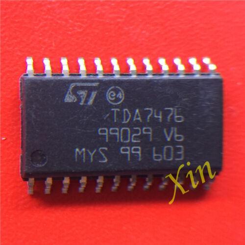 TDA7476 IC PROCESSOR RIO DIAGN 24-SOIC 7476 1PCS