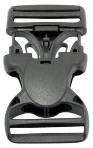 DuraFlex Klickverschlus<wbr/>s /Klippverschlu<wbr/>ss Steckschließer für Gurtband 50mm 3pkt