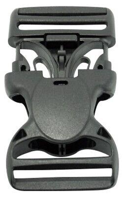 Nähen Niedrigerer Preis Mit Duraflex Klickverschluss /klippverschluss Steckschließer Für Gurtband 50mm 3pkt Gesundheit Effektiv StäRken
