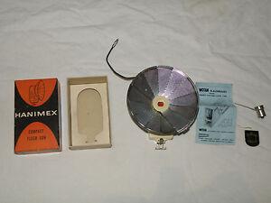 Hanimex Compact Flash Gun Vintage in Original Box + Manual