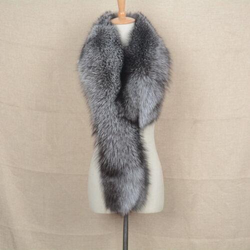 2020 grandi vera pelliccia sciarpa donna Inverno Fashion Scialle Collare Magnetico BIG 31641