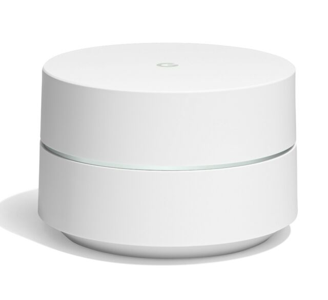 Google WiFi System~1-Pack WIFI Point~AC1200 Router~AC-1304~Brand New-Sealed