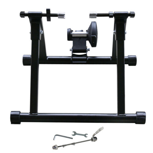 Stationary Bike Stand Trainer Indoor Riding Exercise Training Bicycle Converters