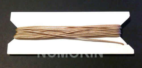 50 feet 1.8mm Tan Window Blind Cord, String - Horizontal & Roman Shades