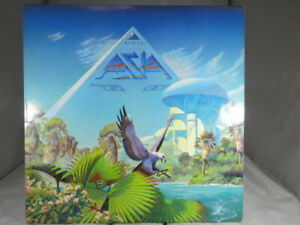 "ASIA - ""ALPHA"" 1983 Geffen LP-GHS 4008   NM cover NM"