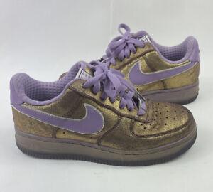 zapatos nike oro