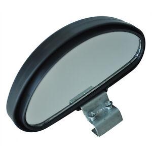Nero-Telaio-di-plastica-specchio-punto-cieco-Grandangolo-Vista-R4P7
