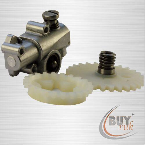 Ölpumpe Öl Pumpe mit Zahnrad für Stihl 038 MS380 MS381 MS 380 MS 381