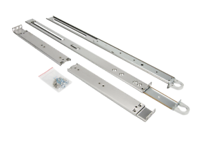 "NUOVO Supermicro MCP-290-00004-03 1U 26.5/"" a 33.05/"" Rail Kit per i server 1U"