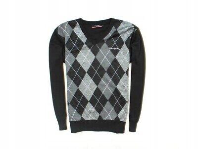 *f Pierre Cardin Mens Sweather V-neck Size L Modische Und Attraktive Pakete