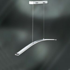 WOFI-lampara-colgante-LED-Luz-1-Cromo-DOBLADO-regulable-21-6-vatios-1730-Lumenes