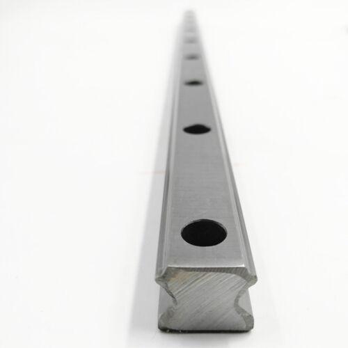15mm Linear Rail Guide HGR15 Slide 100~1000MM Linear Motion Guideway HIWIN CNC