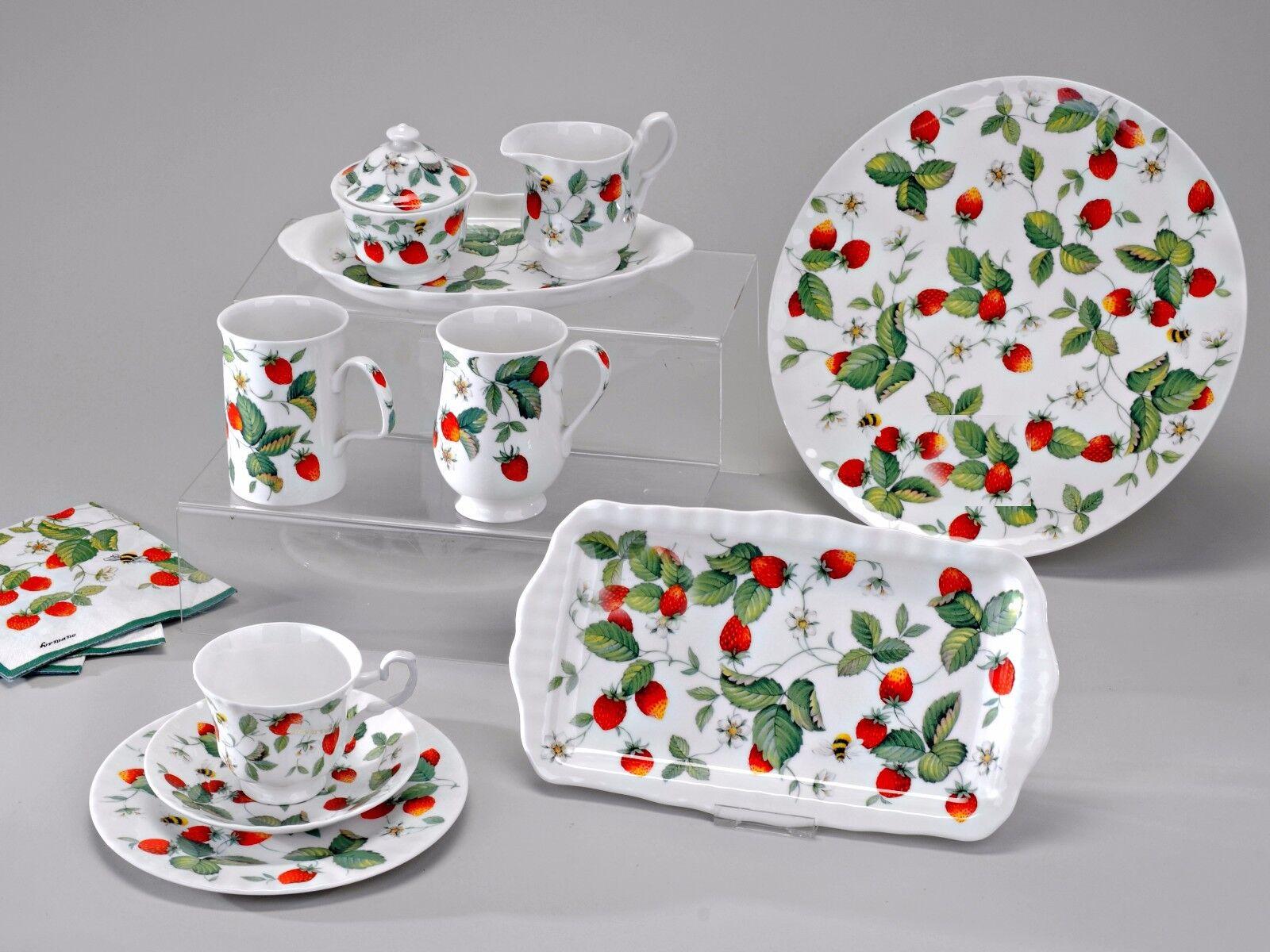 Roy Kirkham Alpine Strawberry Teekanne 0,90 0,90 0,90 ltr. 965301   Guter weltweiter Ruf  0595d6