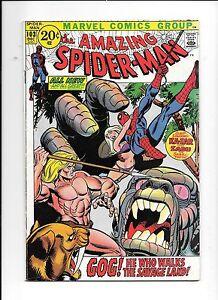 The-Amazing-Spider-Man-103-December-1971-Ka-Zar-and-Zabu-in-Savage-Land