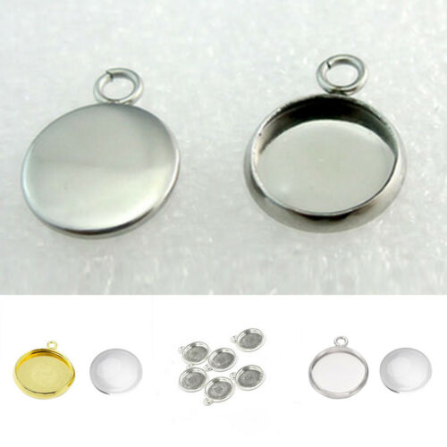Round Base Gem Tray Cork Base Matching Necklaces Bracelets Jewelry Accessories