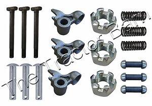 John-Deere-620-630-Complete-T-Bolt-Kit-amp-Clutch-Dog-Toggles-A4354R-C74R-A141R