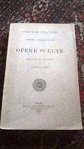 DEMETRIO-PAPARRIGOPULOS-OPERE-SCELTE-LATERZA-1912