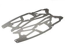 HPI RACING SAVAGE 4.6 Nitro GT-2 73917 principal X chasis 2.5MM (Plata/2PCS)