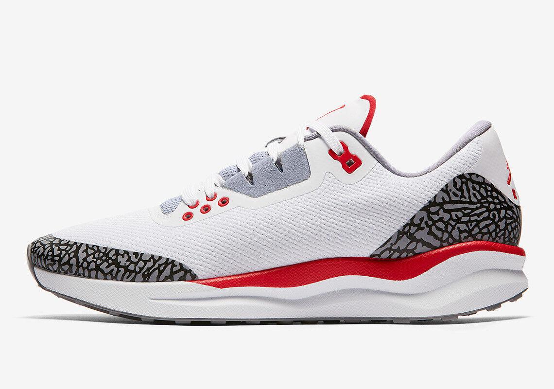 Nike Air Jordan Zoom Tenacity 88 FIRE Rouge KATRINA Blanc CEMENT Noir AV5878-101