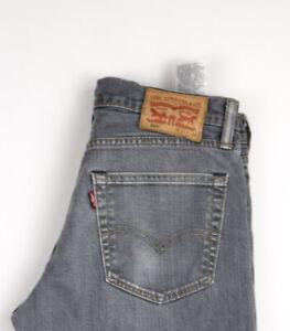 Levi-039-s-Strauss-amp-Co-Hommes-504-Jeans-Decontracte-Taille-W31-L34-AMZ1055