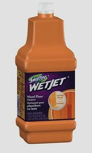 New-SWIFFER-Wet-Jet-Wood-amp-Laminate-Floor-Cleaning-Solution-Refill-1 ...