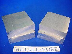 4-Stueck-ZUSCHNITT-82x82x25mm-AlMgSi1-AW6082-F30-Sonderangebot-Aluminium-Platte