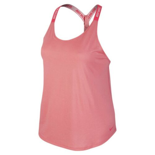 NIKE BREATHE ELASTIKA Women/'s Training Running Gym Tank Vest Plus Size