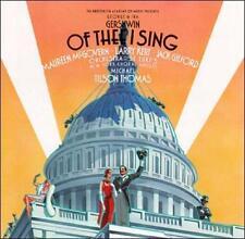 Of Thee I Sing / Let 'em Eat Cake 1987 Studio Recording